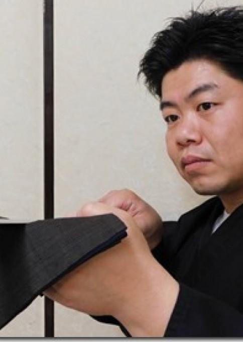 研師森井鐵太郞の刀剣講座開催のお知らせ
