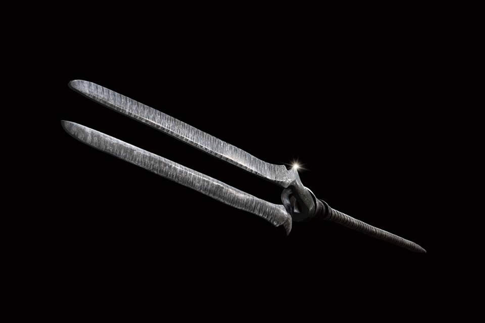 ヱヴァンゲリヲンと日本刀展 ロンギヌスの槍